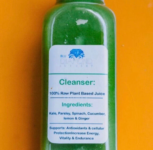Cleansing Juice
