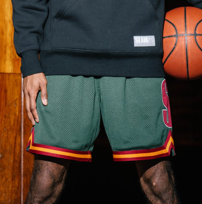 SLAM Gameday Shorts