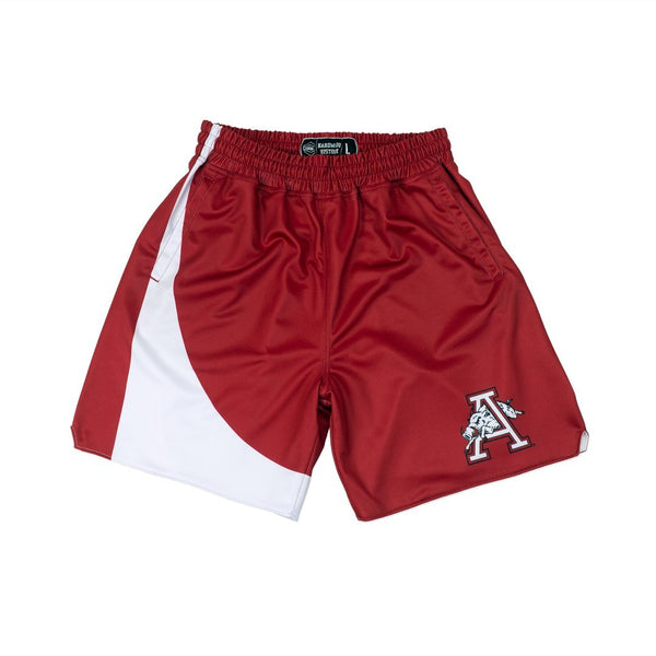 Arkansas Razorbacks 1993-1994 Retro Shorts - SLAM