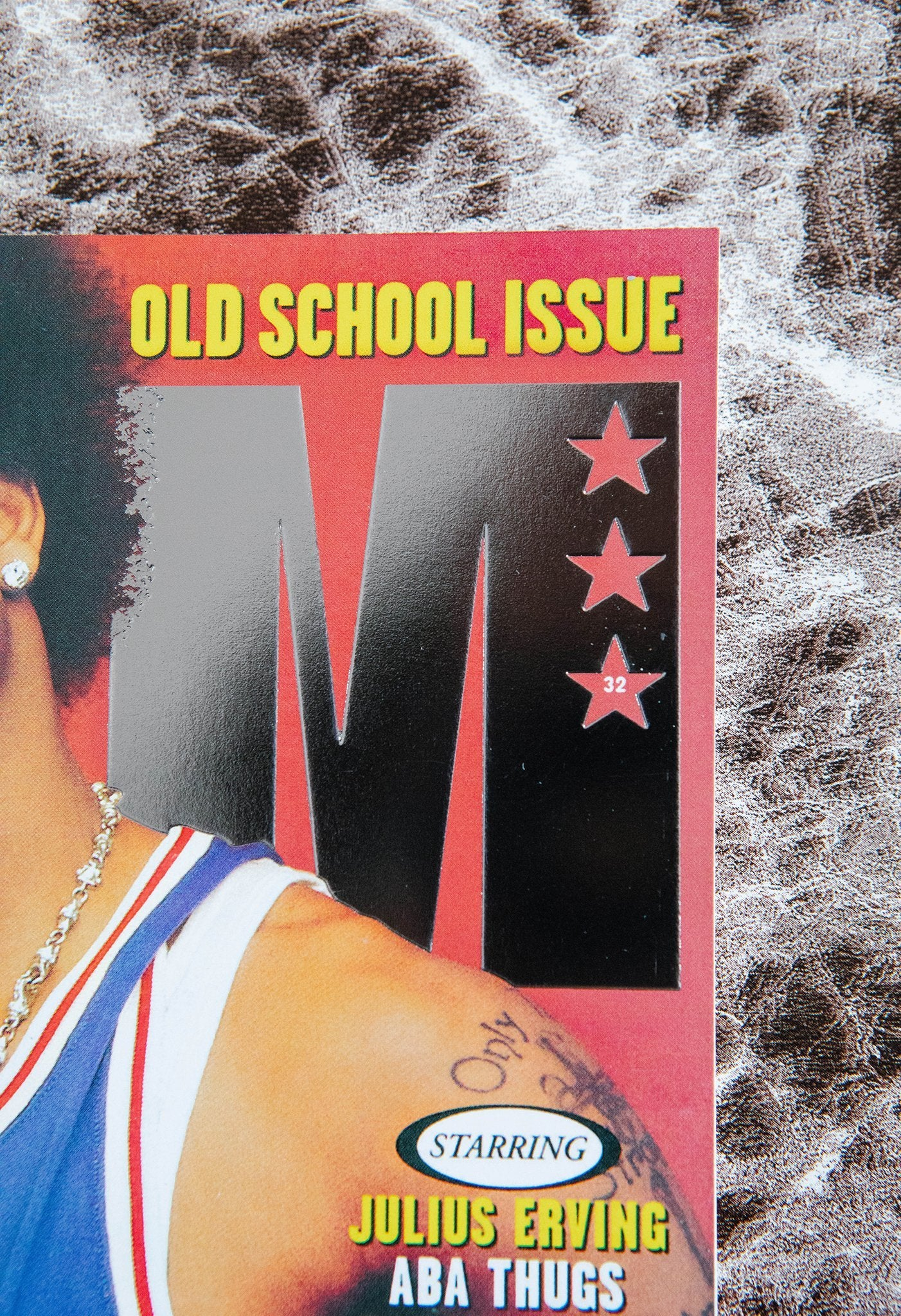 BLACK METAL - SLAM Rewind Series: Issue 32 (Allen Iverson) - SLAM