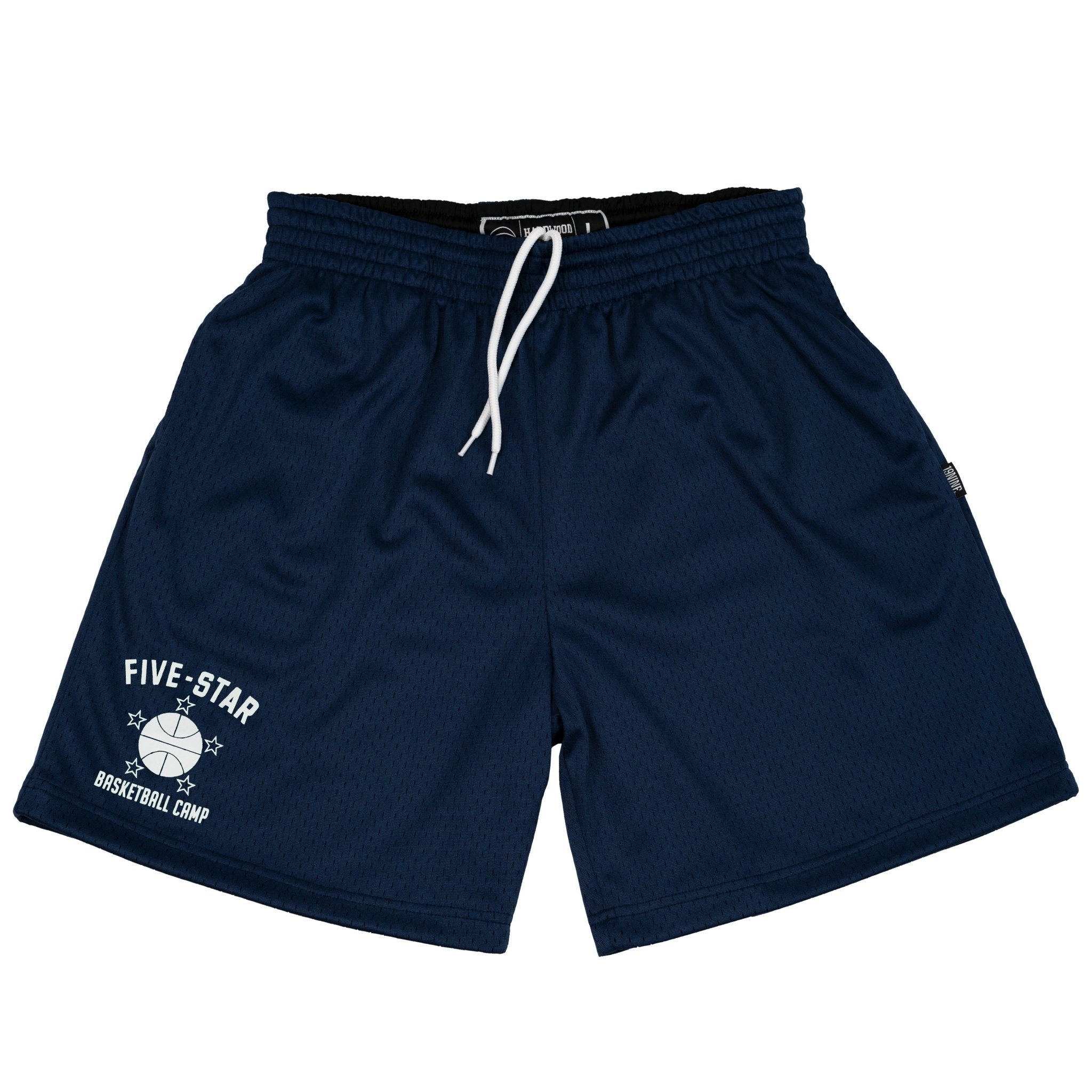 Five-Star Basketball Camp Shorts - SLAM