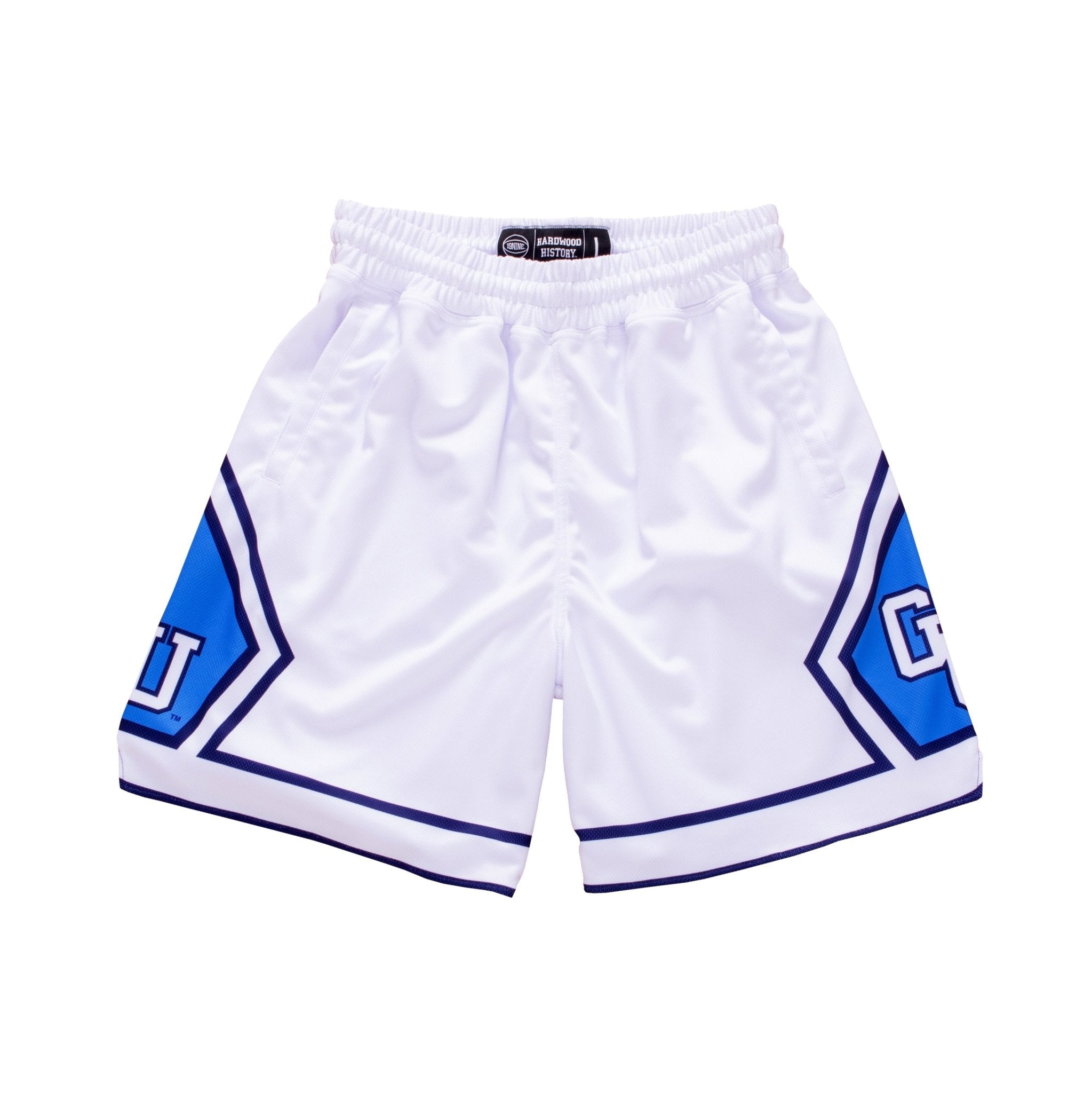 Georgetown Hoyas 1981-1982 Retro Shorts - SLAM