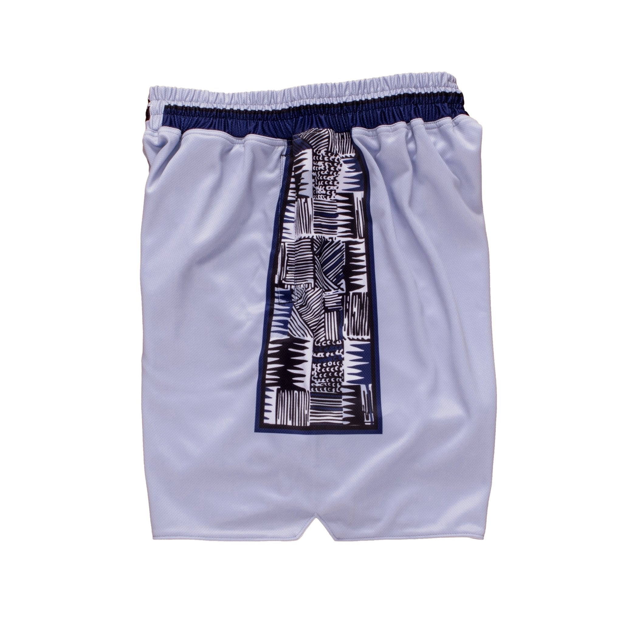 Georgetown Hoyas 1995-1996 Retro Shorts - SLAM