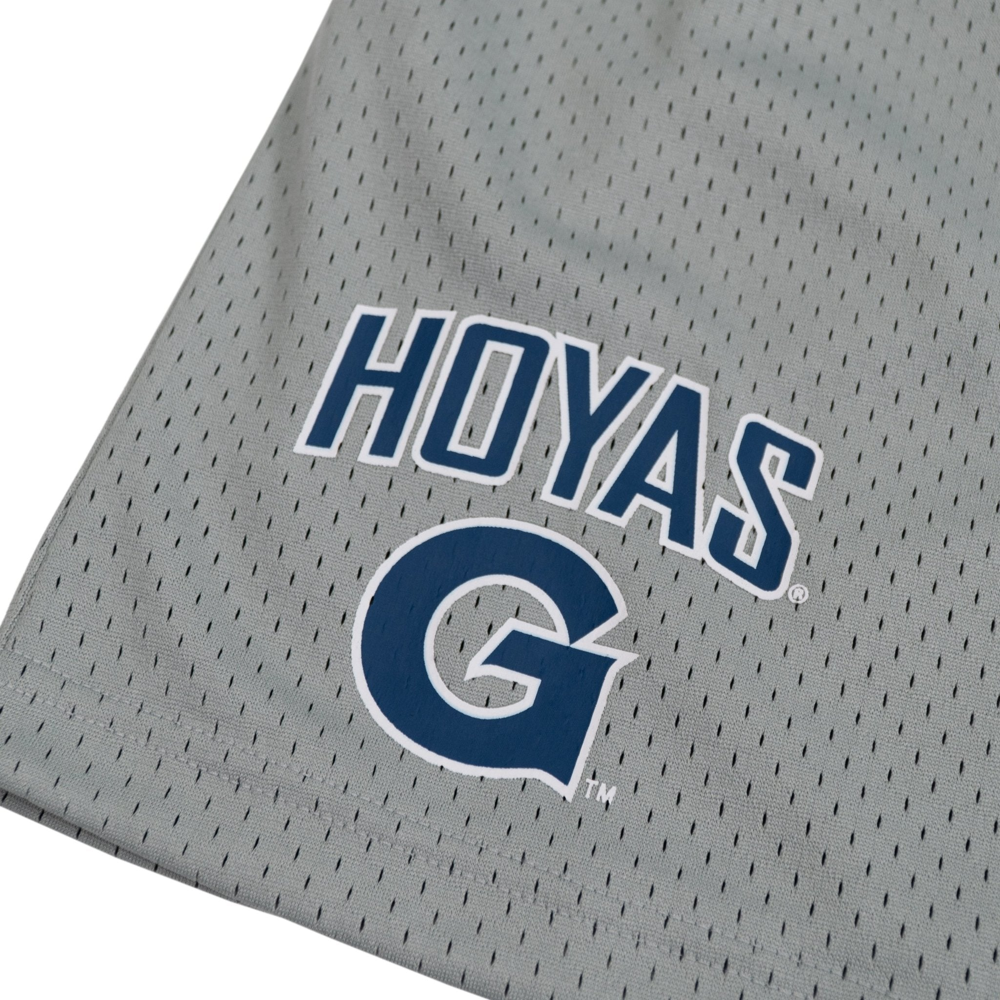 Georgetown Hoyas Retro Practice Shorts - SLAM