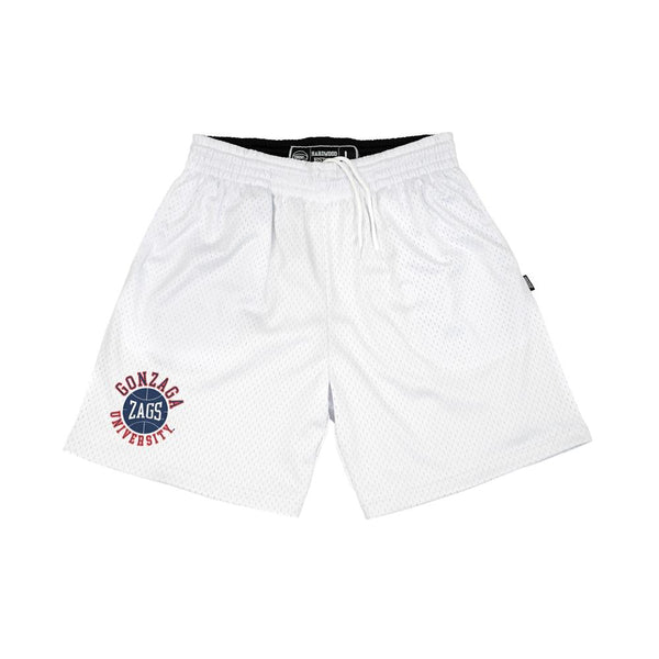 Gonzaga Bulldogs Retro Practice Shorts - SLAM