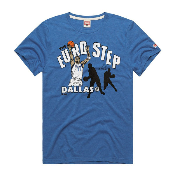 Luka Doncic 'The Euro Step' Tee - SLAM