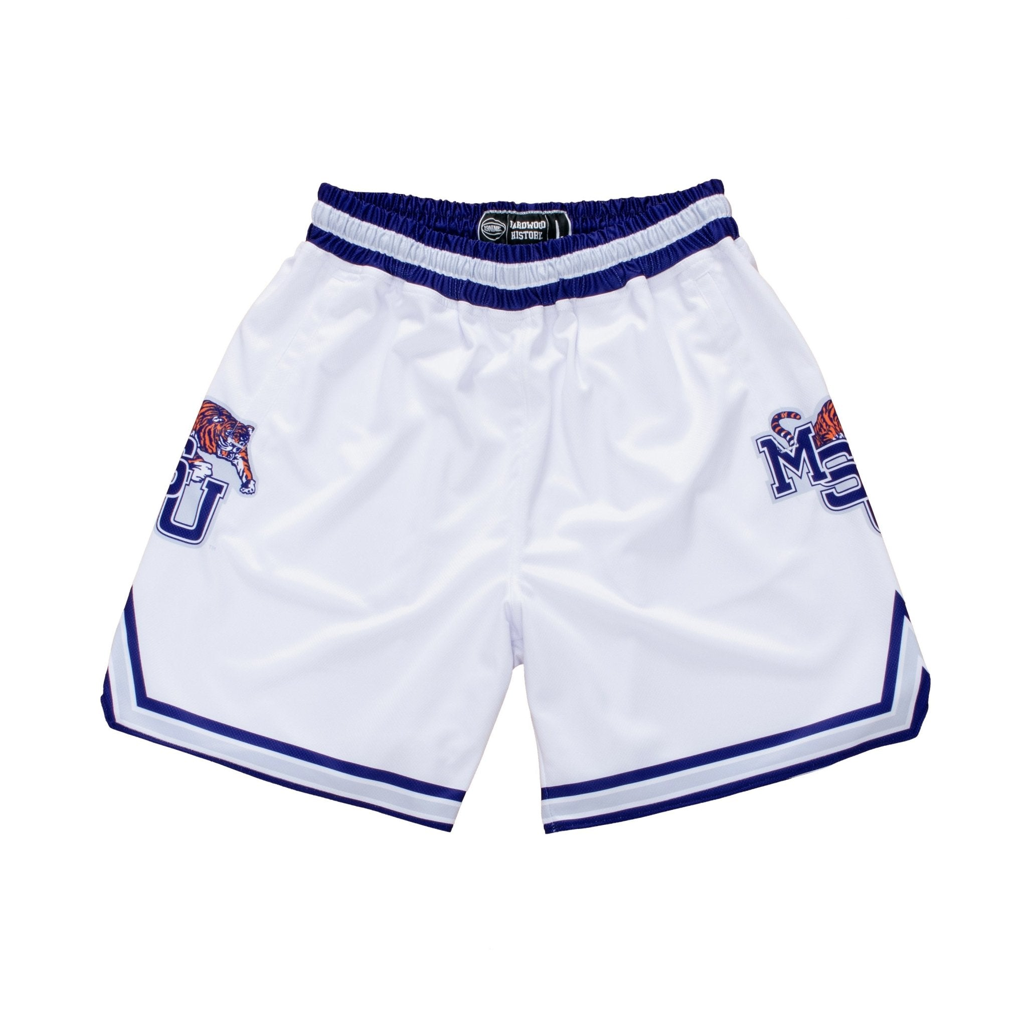 Memphis State Tigers 1991-1992 Retro Shorts - SLAM