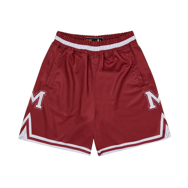 Morehouse College Maroon Tigers 1989-1990 Retro Shorts - SLAM