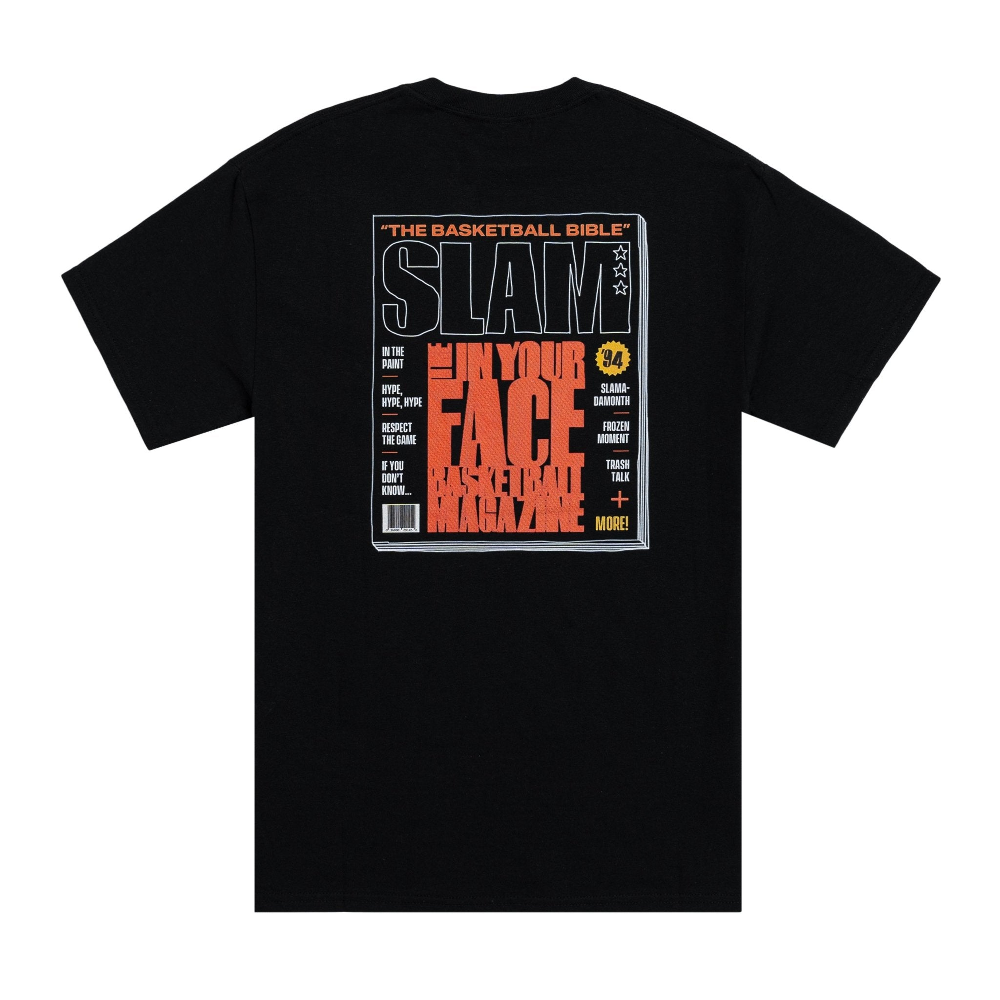 SLAM Basketball Bible Tee - SLAM