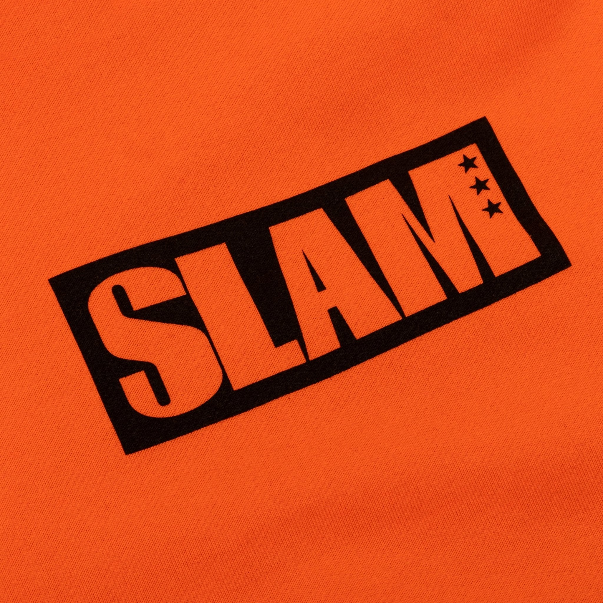 SLAM Box Score Heavyweight Hoodie - SLAM
