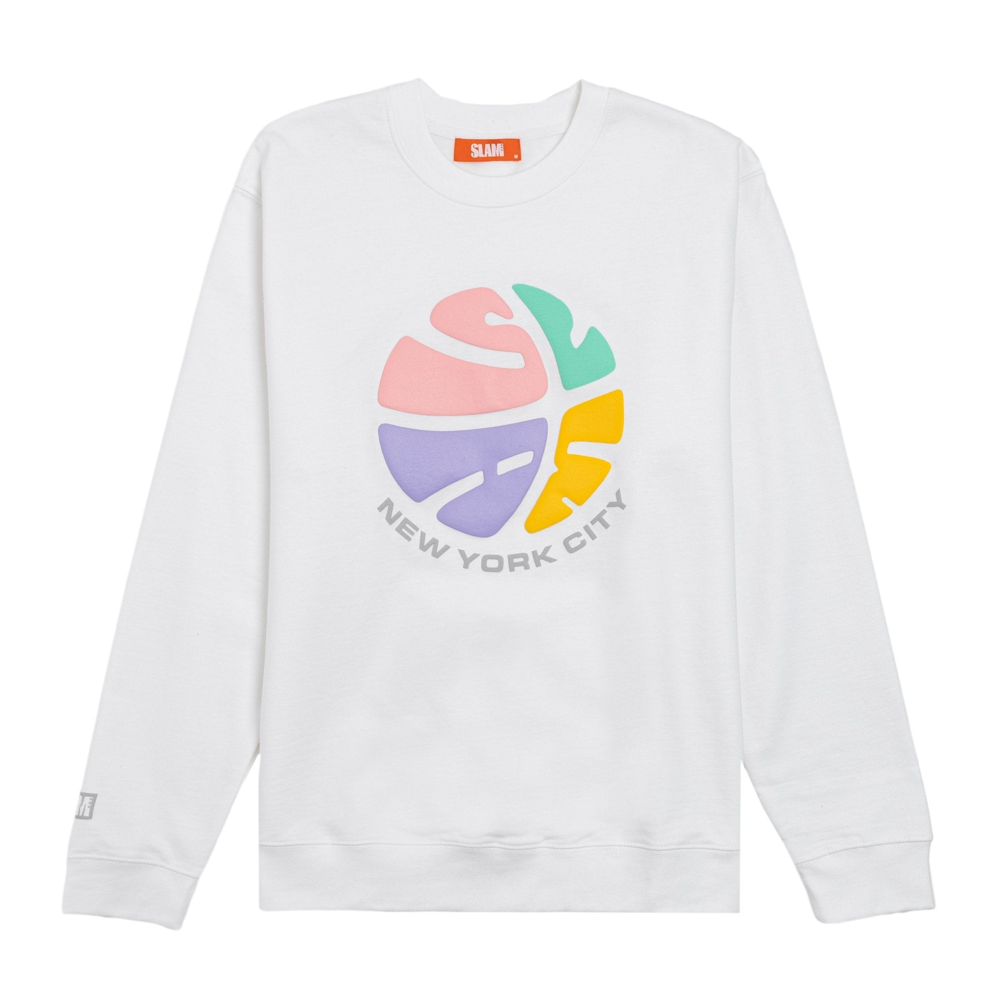 SLAM Club Logo Crewneck - SLAM