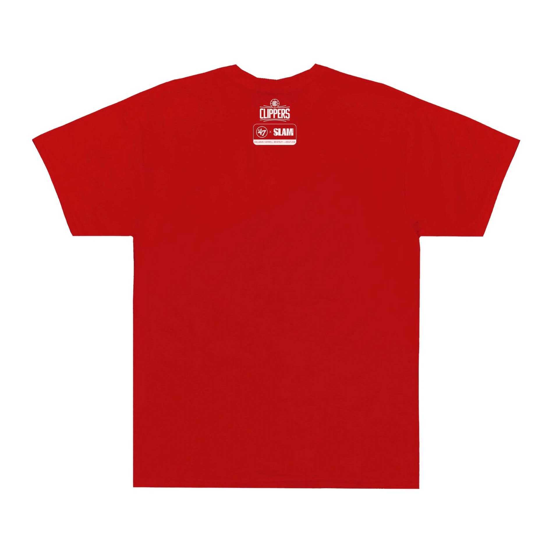 SLAM Cover Tee - Clippers(Pat,Trez,Lou) - SLAM