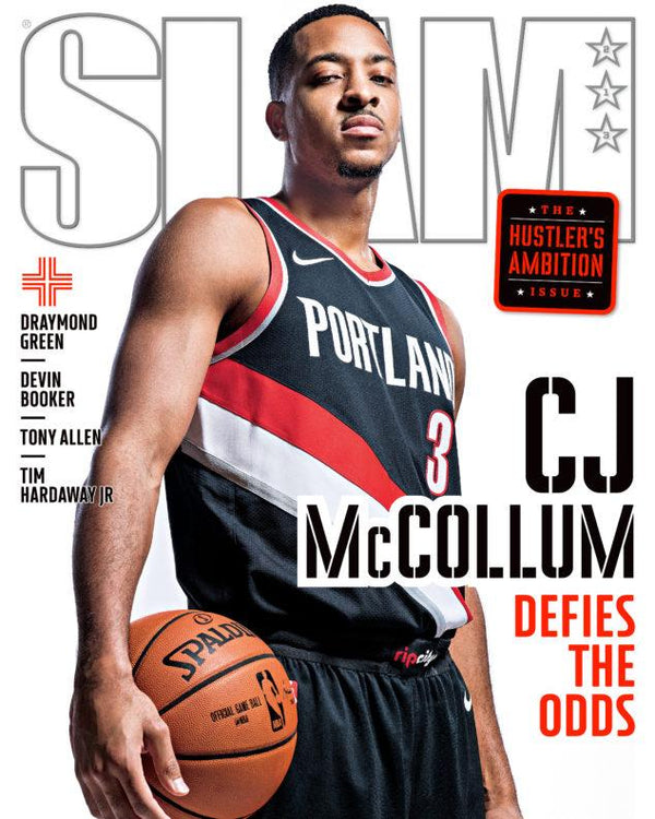 SLAM January/February 2018 (CJ McCollum-213) - SLAM