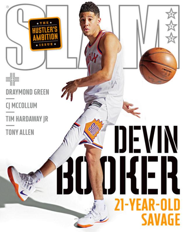 SLAM January/February 2018 (Devin Booker-213) - SLAM