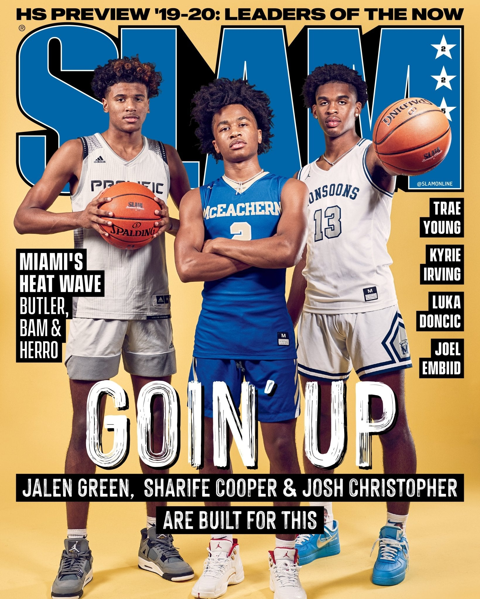 SLAM January/February 2020 (High School-225) - SLAM