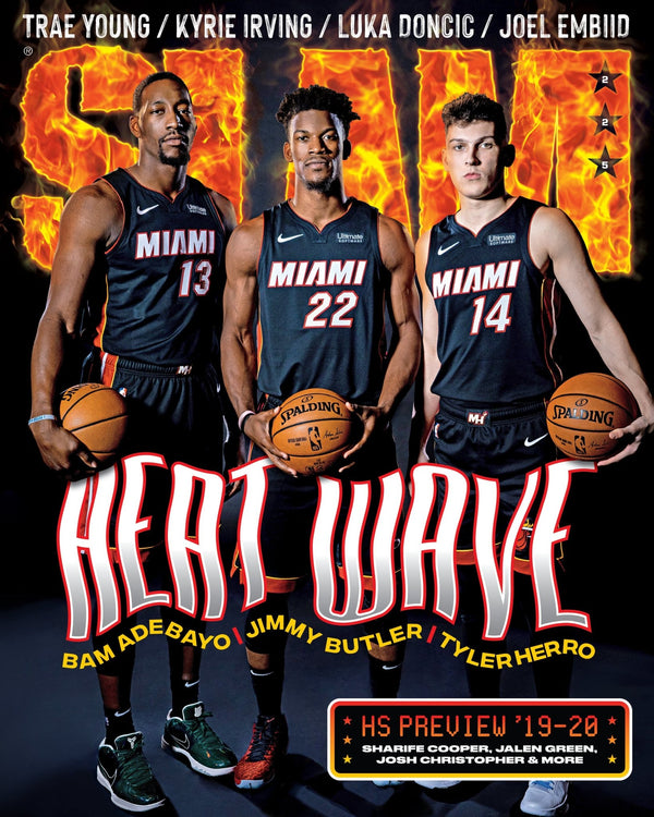 SLAM January/February 2020 (Miami Heat-225) - SLAM