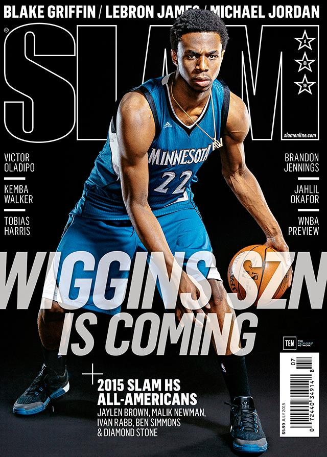 SLAM July 2015 (Andrew Wiggins-189) - SLAM