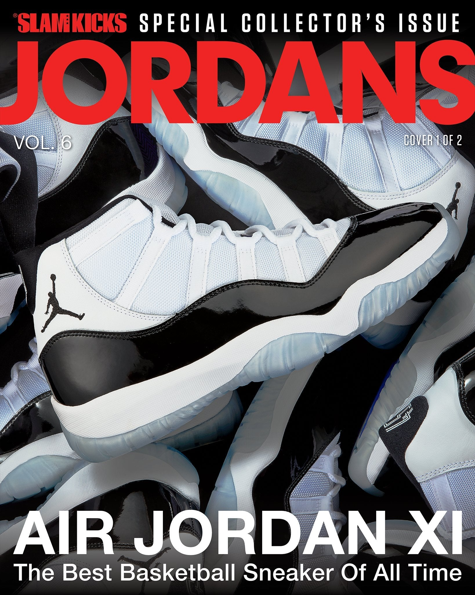SLAM Kicks: Jordans Vol. 6 (Concords) - SLAM