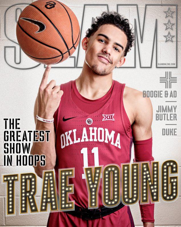 SLAM March/April 2018 (Trey Young-214) - SLAM