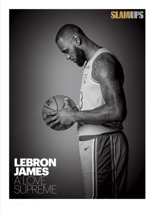 SLAM March/April 2019 (LeBron James-220) - SLAM