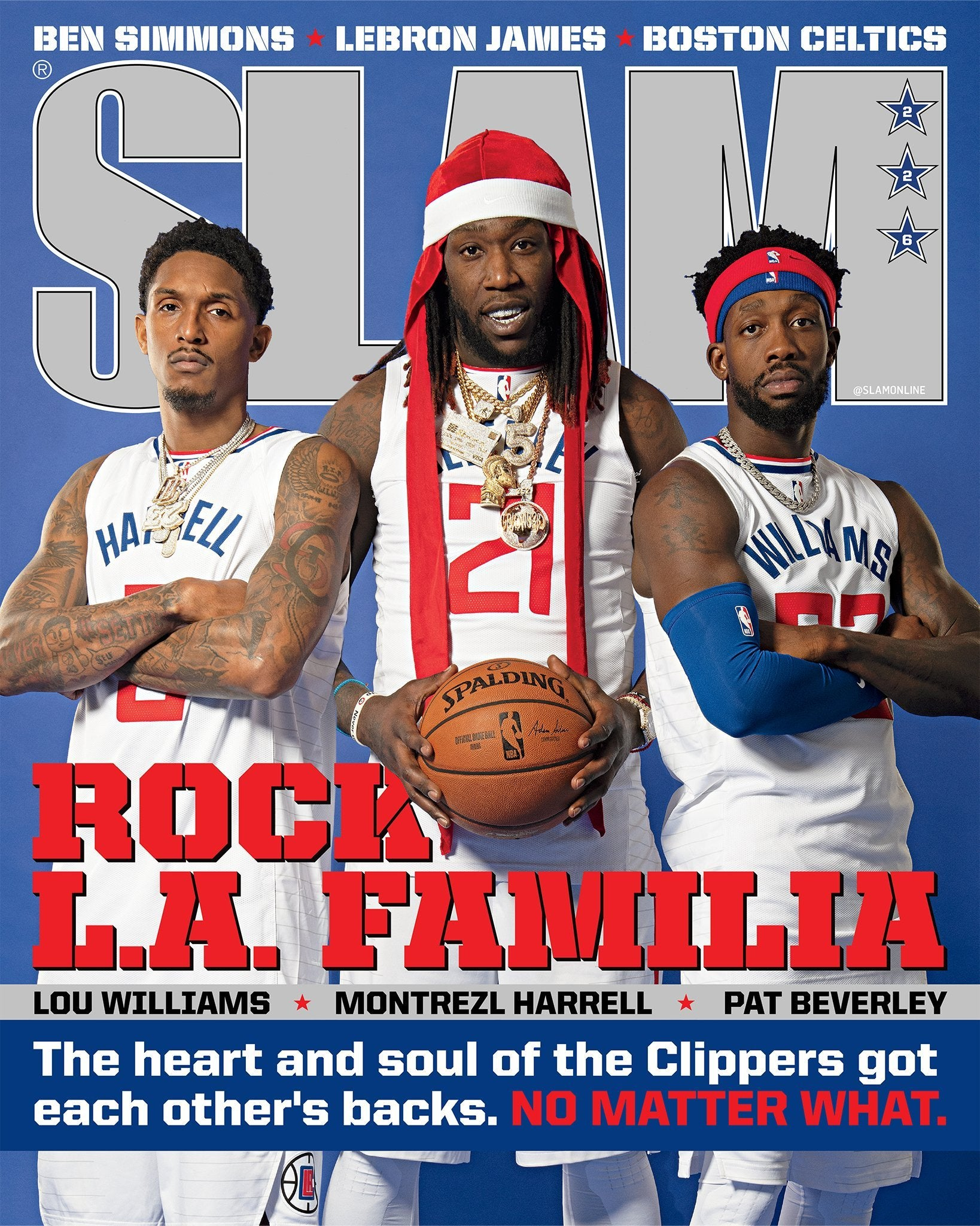 SLAM March/April 2020 (Clippers-226) - SLAM