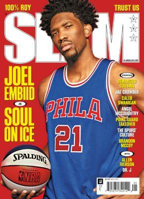 SLAM May 2017: Joel Embiid Soul on Ice (Joel Embiid-207) - SLAM