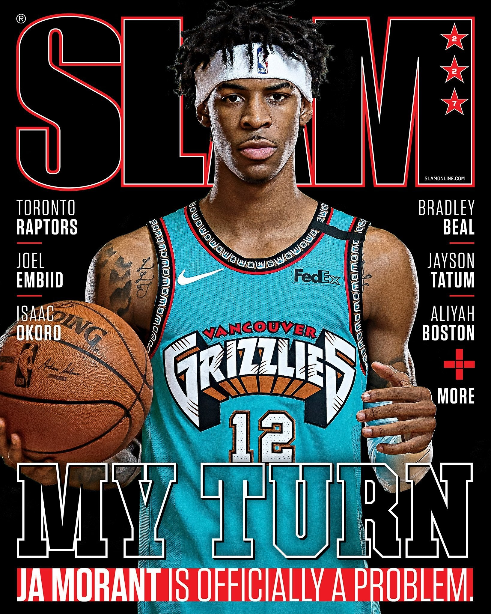 SLAM May/June 2020 (Ja Morant-227) - SLAM