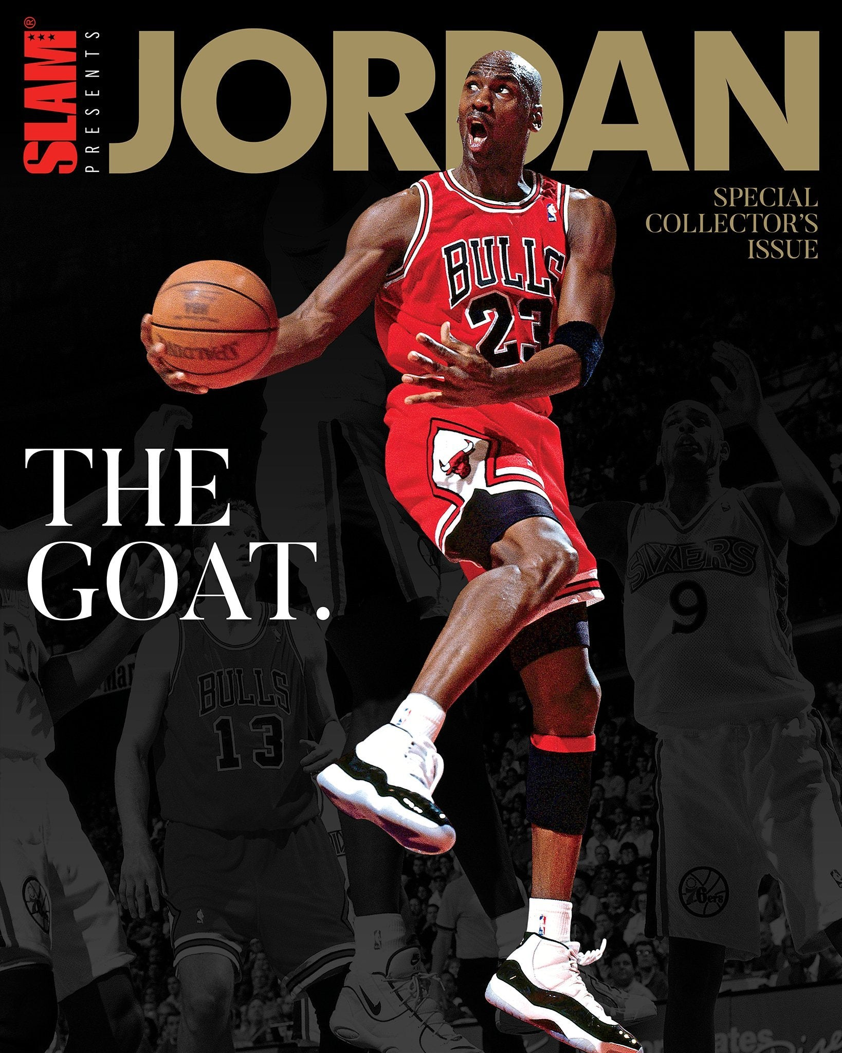 SLAM Presents: Jordan The Special Collectors Issue - SLAM