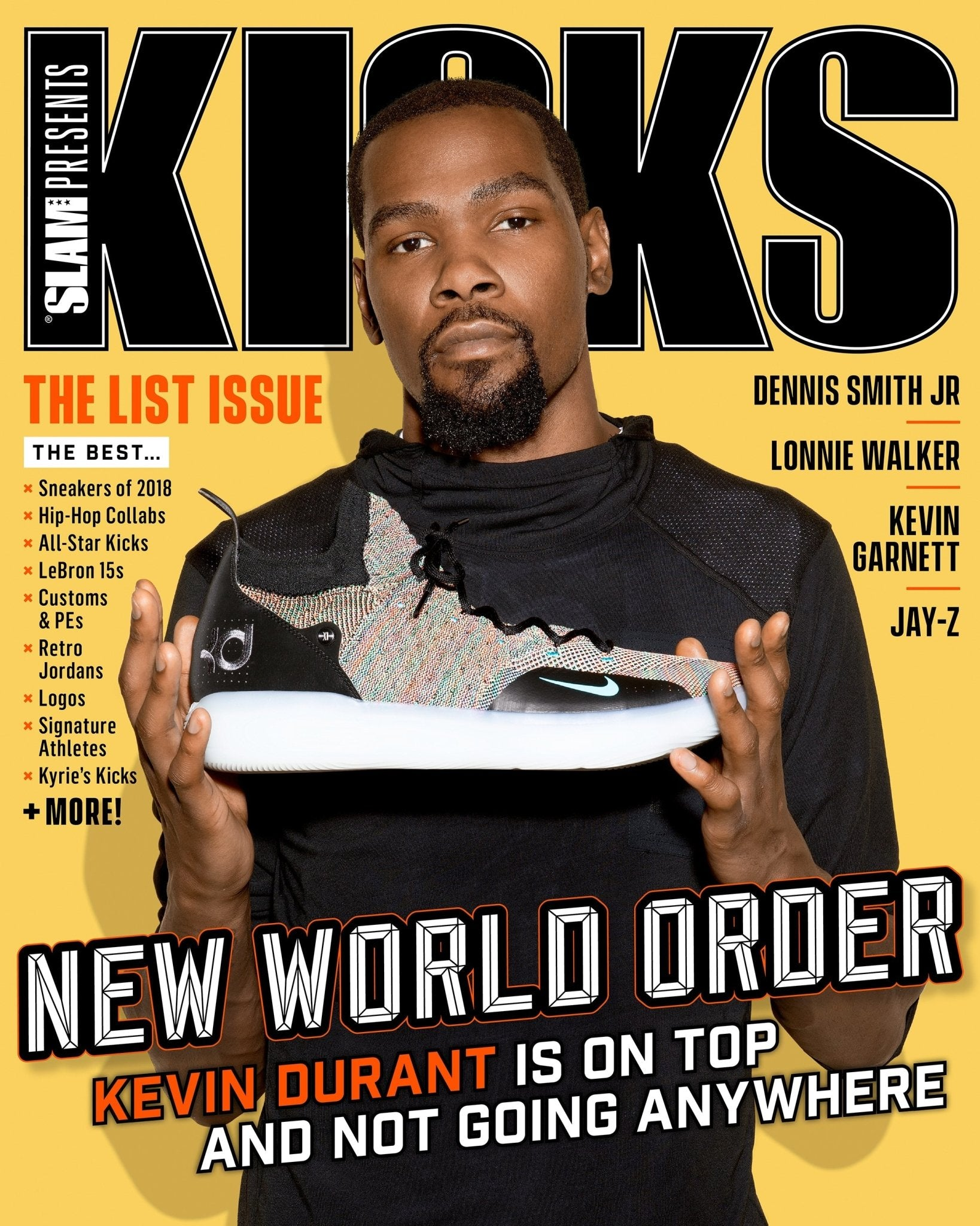 SLAM Presents KICKS (KD-Vol. 21) - SLAM