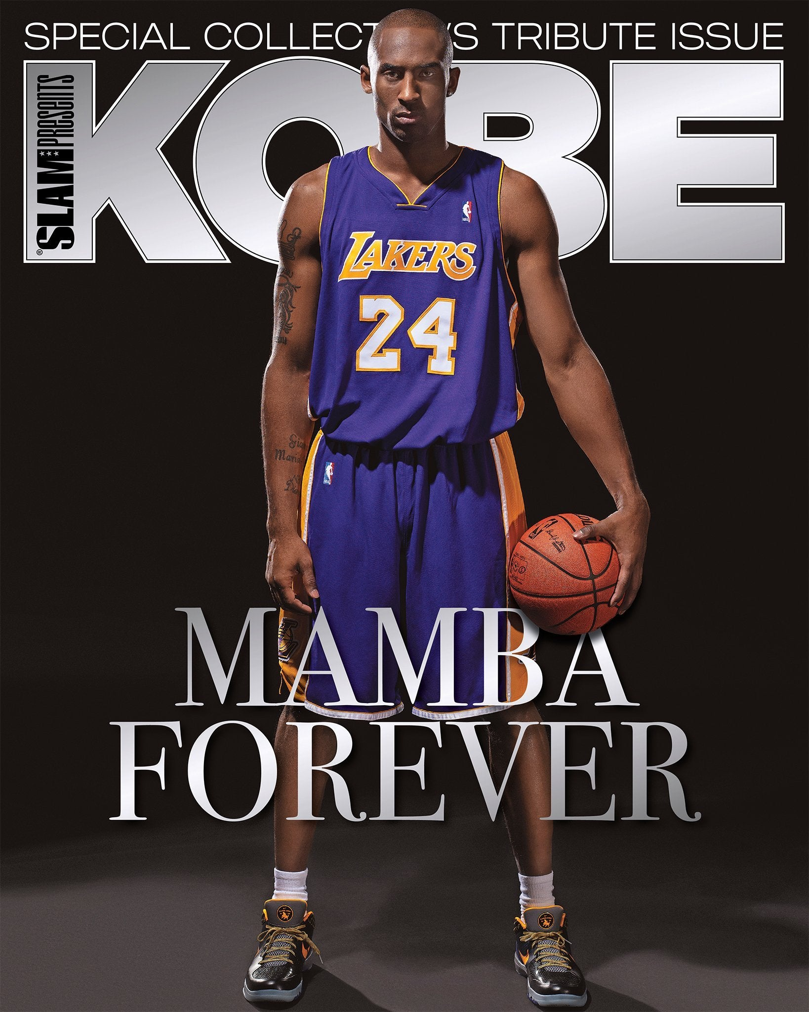 SLAM Presents Kobe: Tribute Issue - SLAM