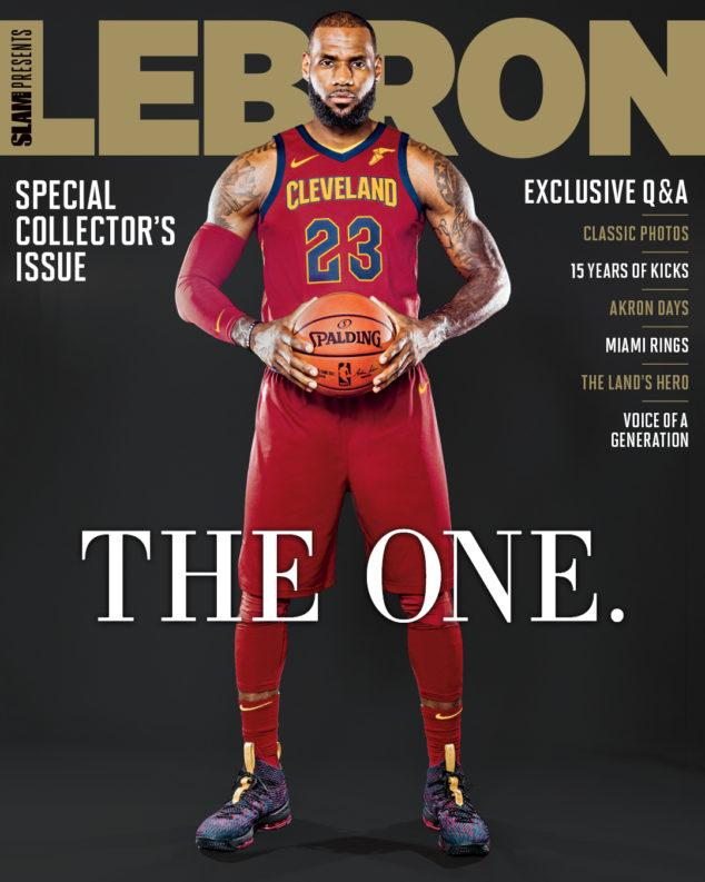 SLAM Presents LEBRON - SLAM