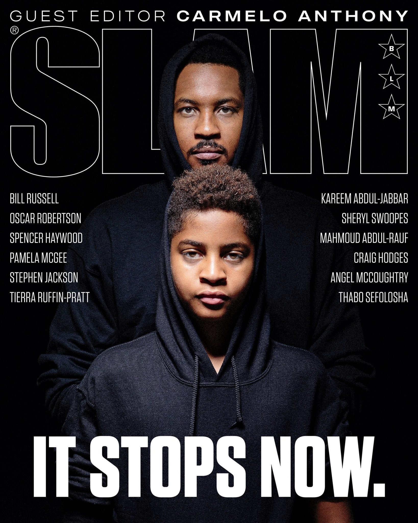 SLAM Presents The Social Justice Issue (Presale) - SLAM