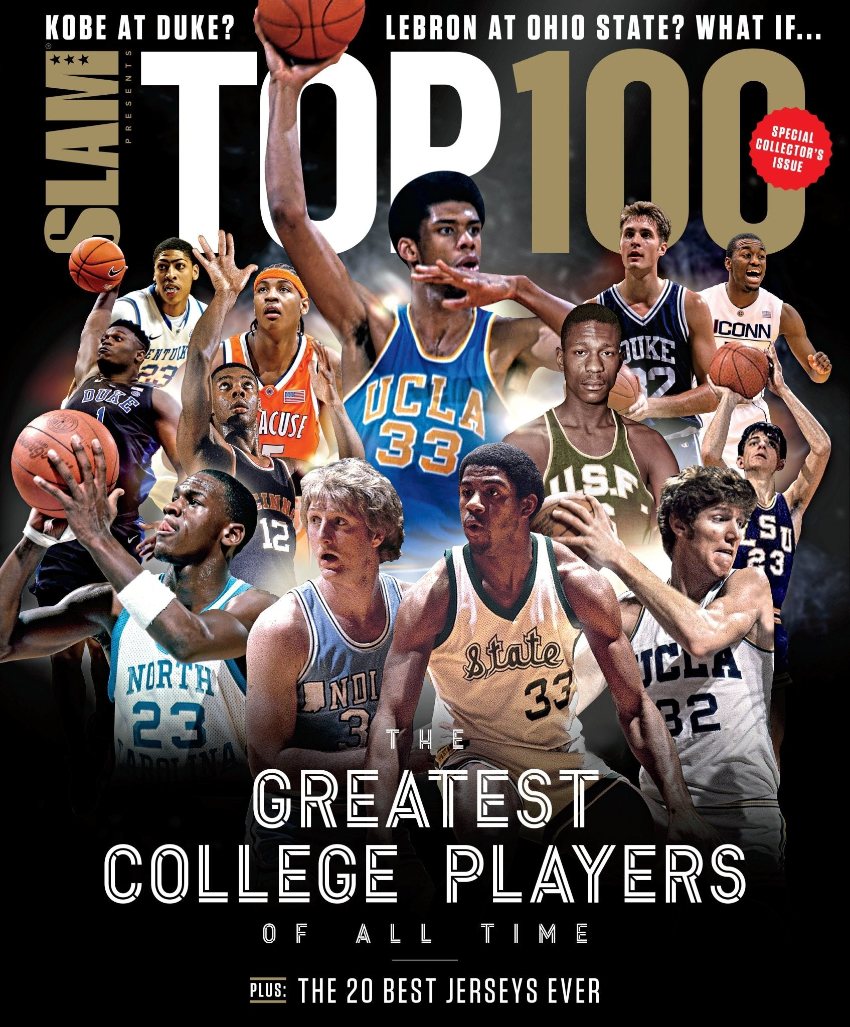 SLAM Presents TOP 100 College Players - SLAM