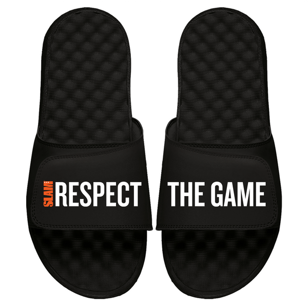 SLAM Respect the Game Slides - SLAM