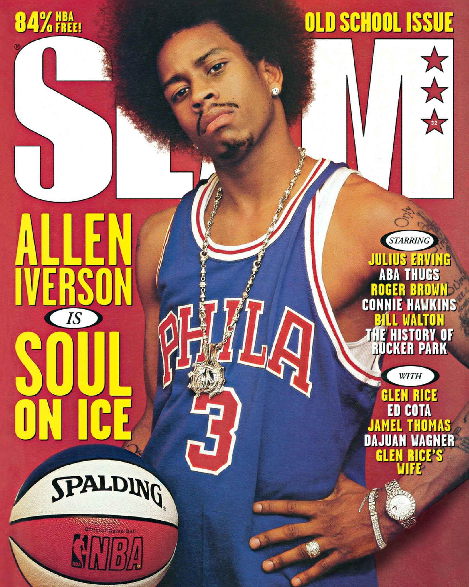 SLAM Rewind Series: Issue 32 (Allen Iverson) - SLAM