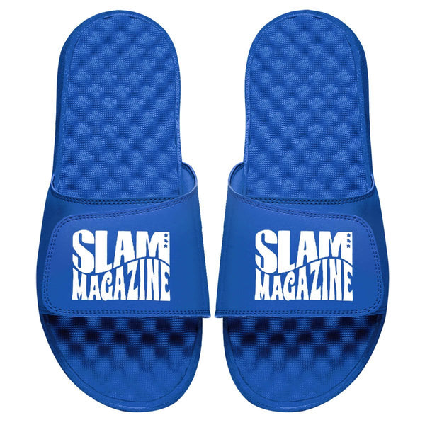 SLAM Wavy Logo Slides - SLAM