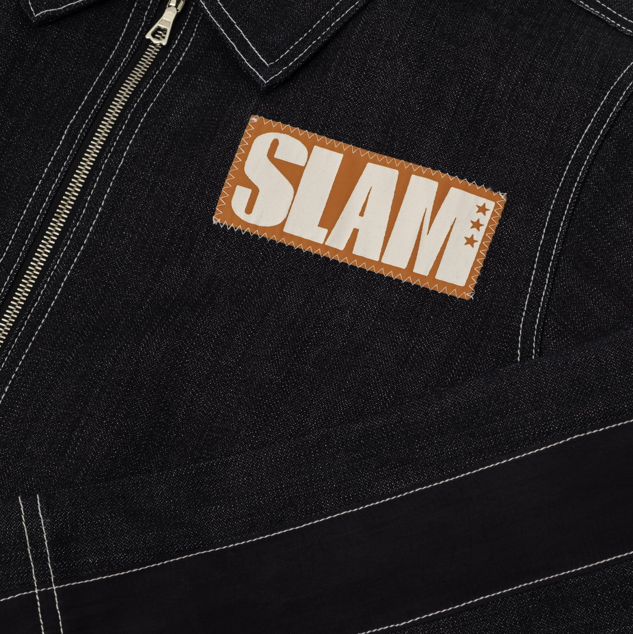 SLAM x Bristol Studio Denim Jacket - SLAM