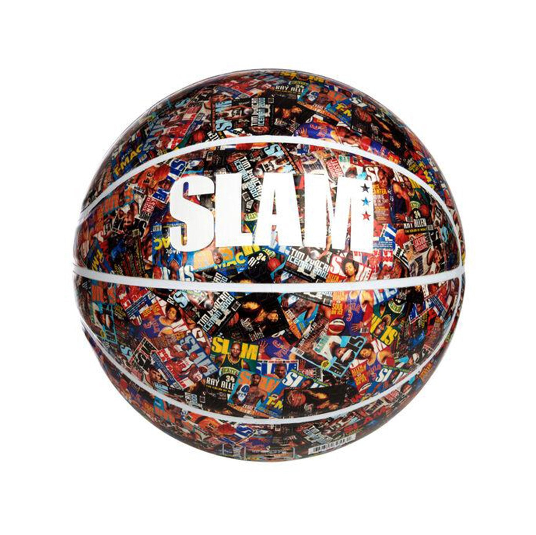 SLAM x Spalding® Cover Ball - SLAM