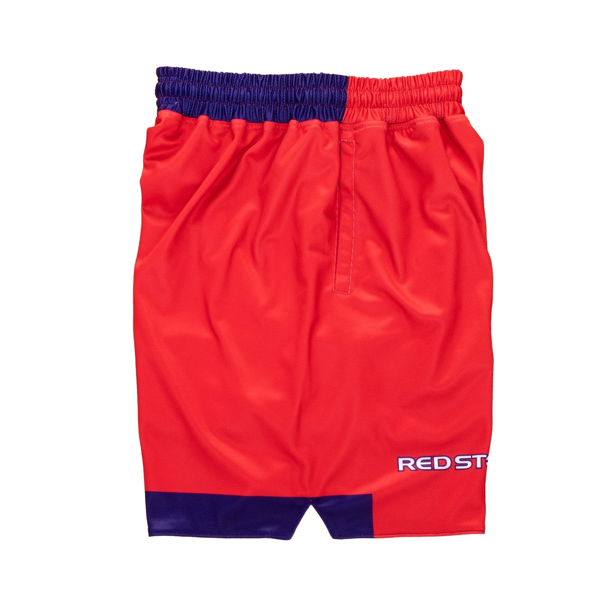 St. John's Red Storm 1998-1999 Retro Shorts - SLAM