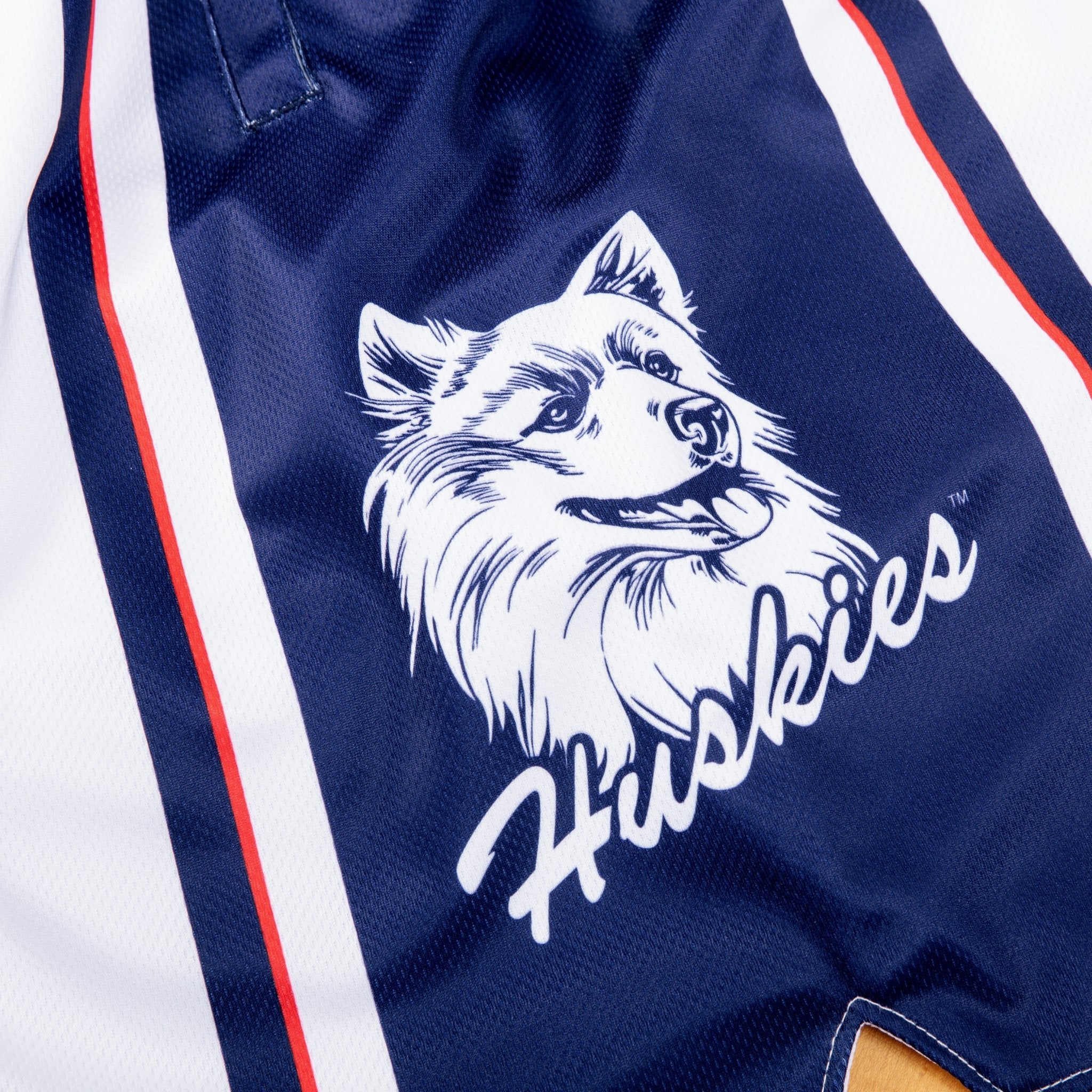 UConn Huskies 1994-1995 Retro Shorts - SLAM