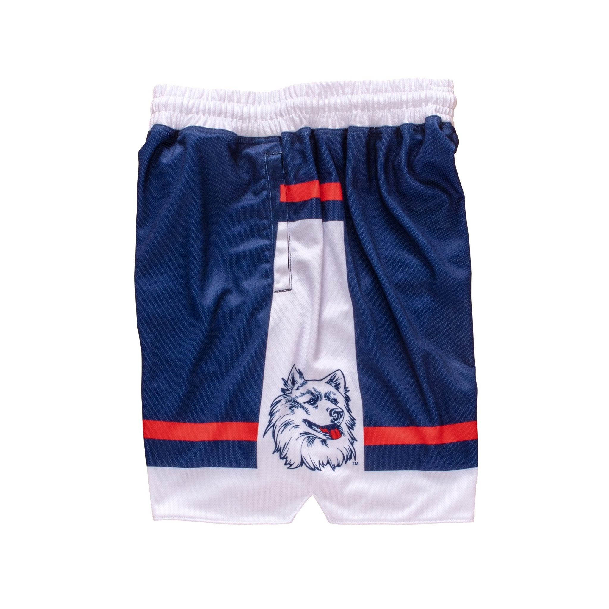 UConn Huskies 1998-1999 Retro Shorts - SLAM
