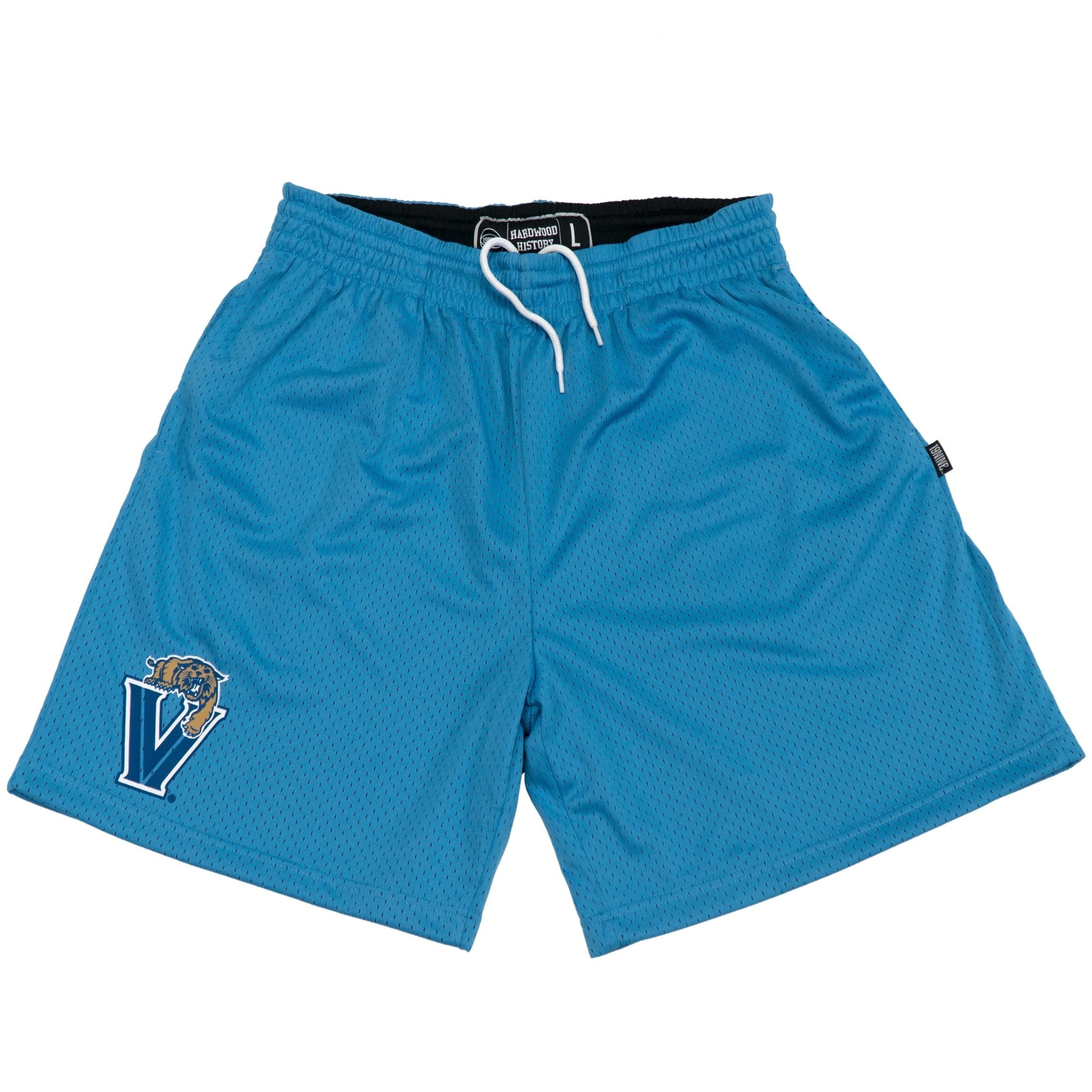 Villanova Wildcats Retro Practice Shorts - SLAM