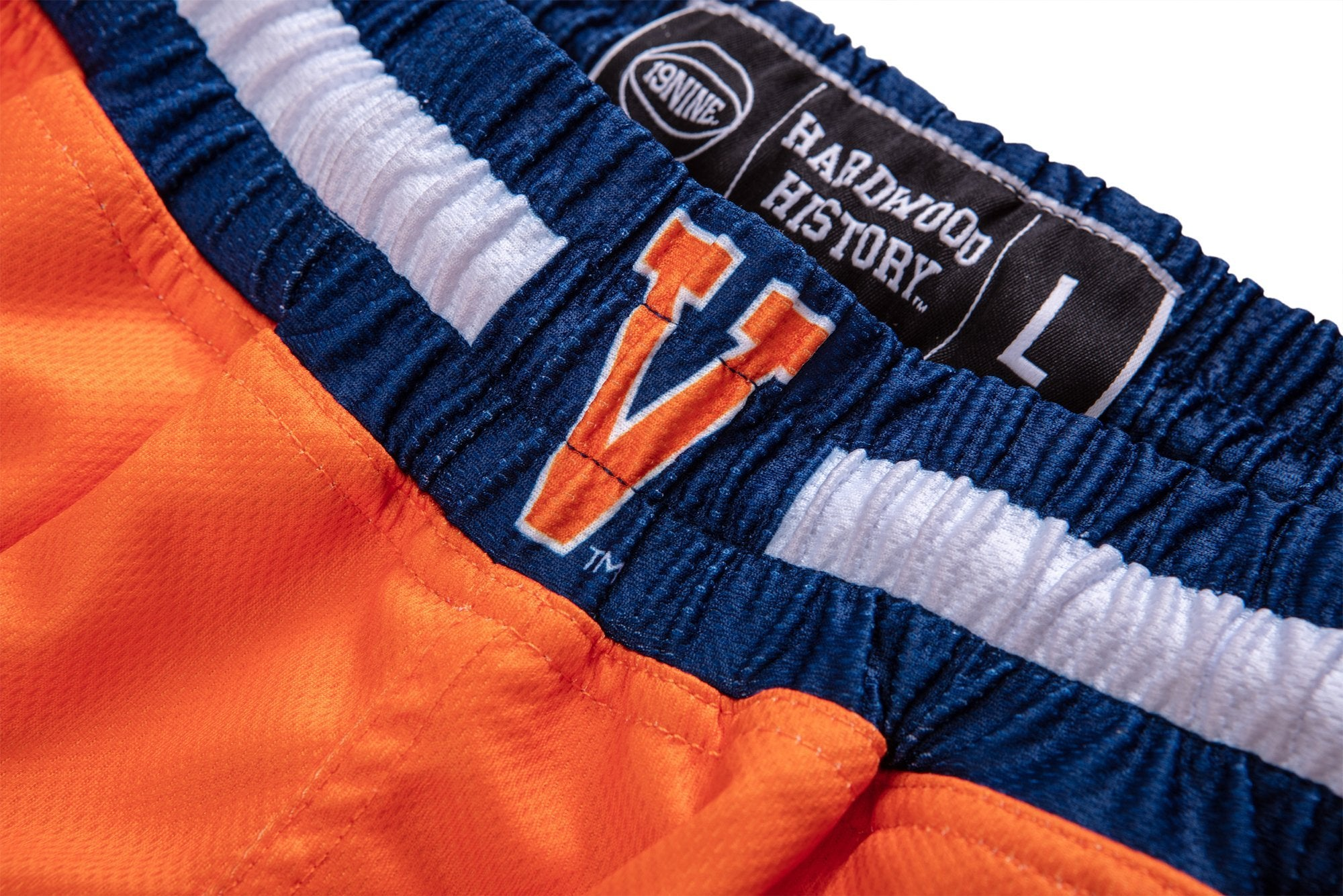 Virginia Cavaliers 1980-1981 Retro Shorts - SLAM