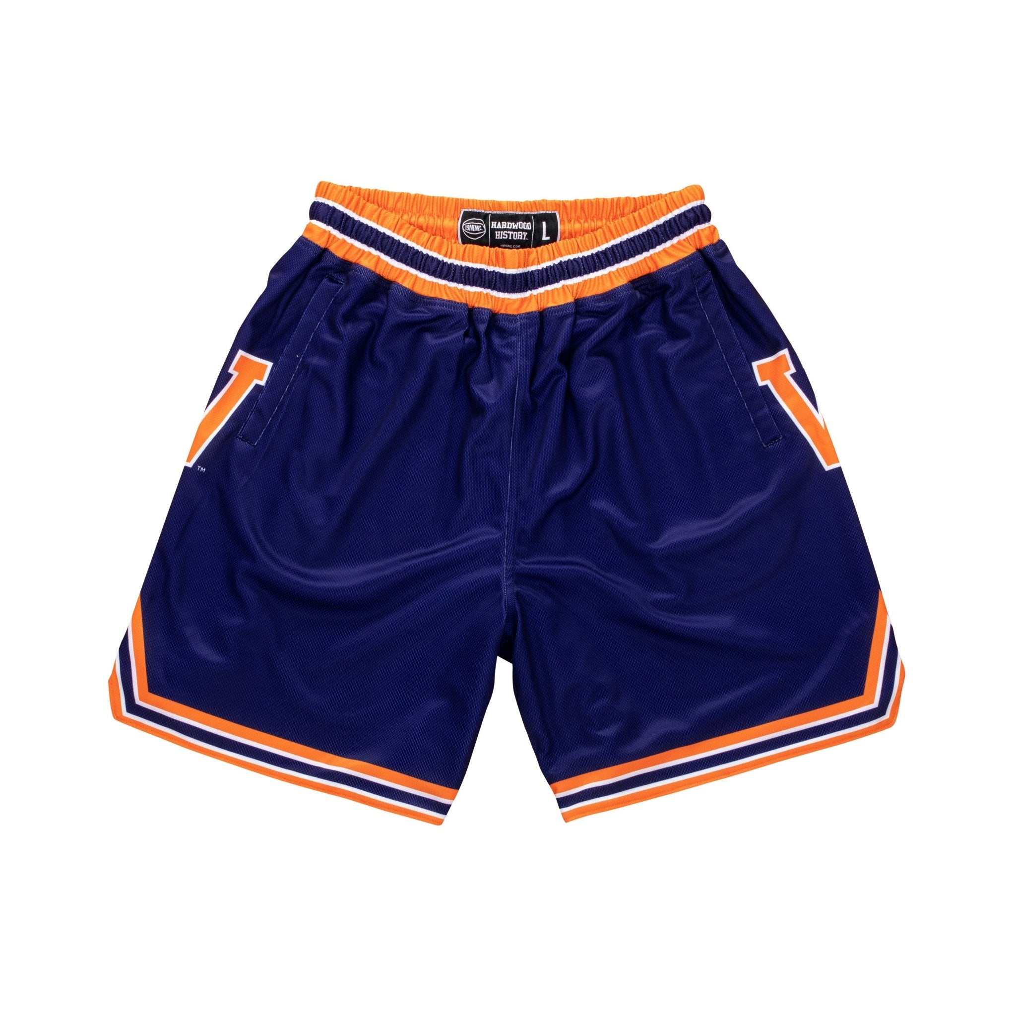 Virginia Cavaliers 1994-1995 Retro Shorts - SLAM
