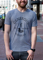 Generous Coffee Co. T Shirt