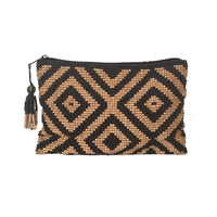 Guanagazapa Handmade Ceramic Beaded Clutch