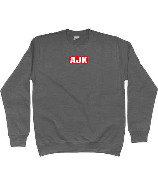 AJK Red Box Sweatshirt