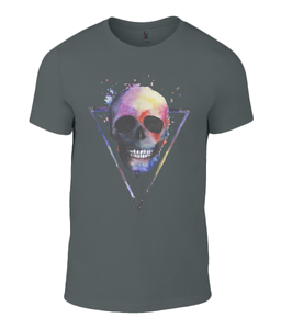 Colourful Skull T-Shirt