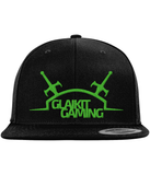 GLKT Gaming Snapback Green