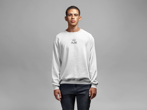 AJK Crown Sweatshirt